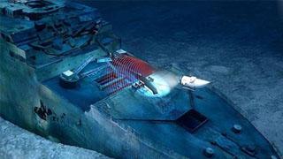 泰坦尼克号将迎末日?