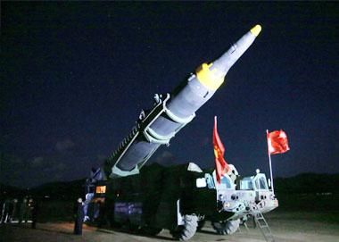 揭秘朝鲜对关岛的作战方案