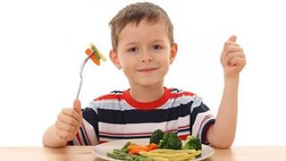 关注儿童营养