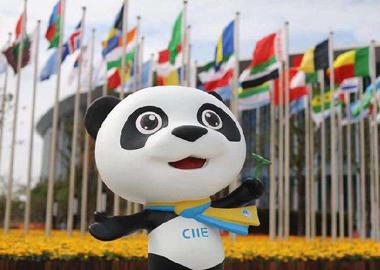 第二届进博会将于11月举行