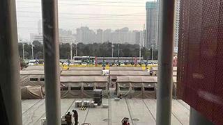 武汉建设三处方舱医院