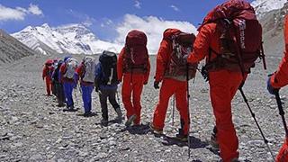 2020珠峰高程测量