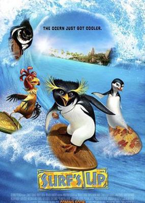冲浪企鹅2