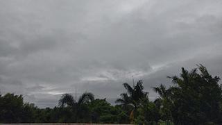 热带低压登陆海南