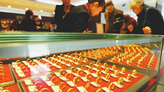 黄金市场迎战春节黄金周