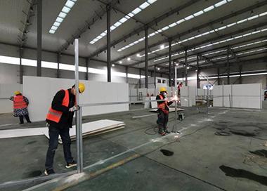 中国光谷日海方舱医院开始陆续交付