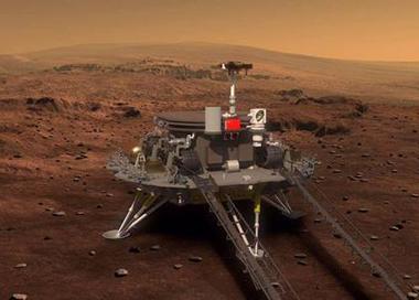 我国7月发射火星探测器