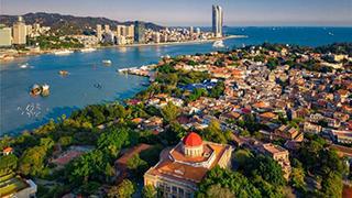 中国十大美好生活城市发布
