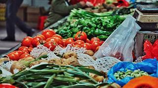 新发地菜市场开始试营业