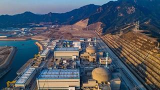 台山核电站运行安全稳定