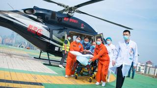 长三角航空医疗协作网成立